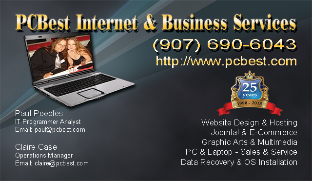 PCBest Business Card